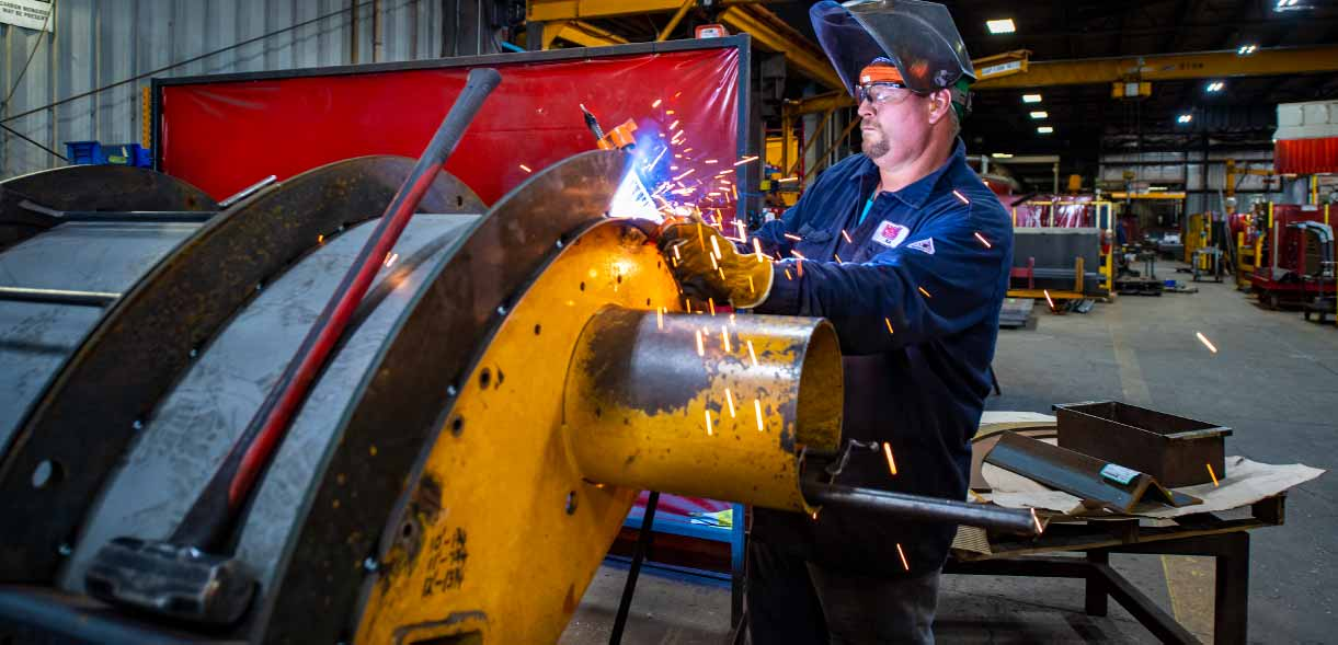 IOP works with Monroe Truck Equipment